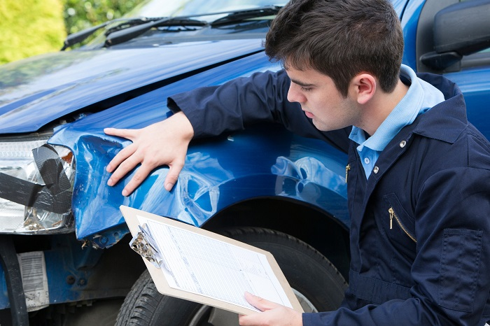 Estimating Auto Insurance Damage